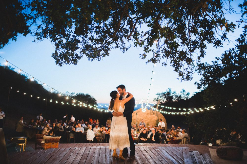 Top 10 things to consider for an outdoor wedding. Level Ground