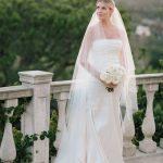 Gorgeous garden wedding in Bel Air estate