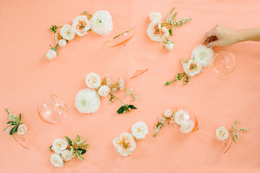 registry guide resource glassware anthropolgie wedding tablescape ro and co events styled shoot