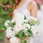bride wedding bouquet Oak and the Owl RO & Co. Events Destination Wedding Planner