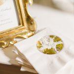 custom wedding cocktail napkins RMBO Collective Destination Wedding Planner